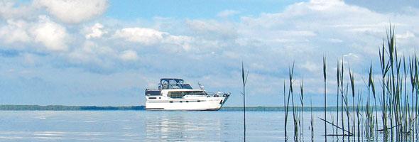 Yachtcharter ohne Bootsführerschein mit  Charterschein